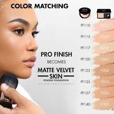 harga makeup forever pro finish