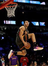 NBA Slam Dunk Contest: Aaron Gordon loses another epic showdown ...