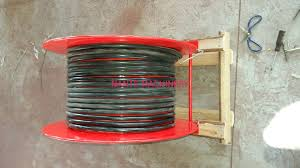 crane spring cable reeling drum gantry
