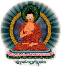 Teaching Buddha Window Sticker Decal Peace Resource Project