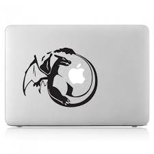 Pokemon Charizard Lizardon Laptop Macbook Vinyl Decal Sticker