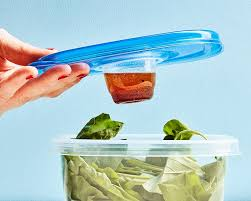 the best salad container for work or