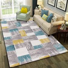 Nordic Style Gray Striped Large Size Carpets For Living Room Bedroom Area Rugs Kids Room Rug Modern Home Decorative Soft Carpets Durkan Carpet Berber Carpet Prices From Tinaya 25 55 Dhgate Com