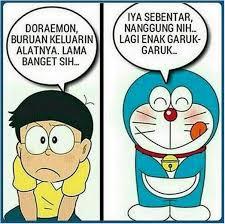 kata mutiara cinta nobita semua yang kamu mau