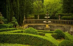 villa garden beautiful italy