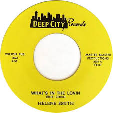 What's in the Lovin' / China Melody by Helene Smith (Single ...