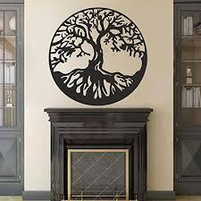 Battoo Tree Of Life Vinyl Wall Decal Sticker