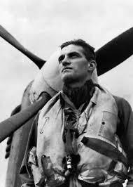 Wing Commander Johnnie Johnson RAF Spitfire WW2 WWII 5x7   eBay