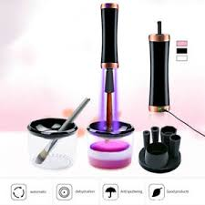 electric usb makeup brush cleaner