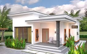 house plan minimalist two bedroom