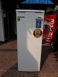Tủ đông đứng giá rẻ | Tủ đông đứng Alaska IF-21 - Điện lạnh cũ