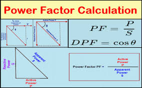 power factor calculation and formula