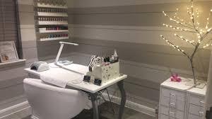 nail salon tour box room inspiration