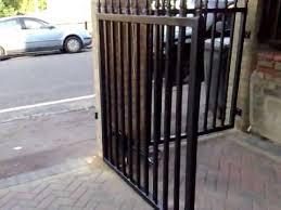 Metal Fence Gate Design Carteret Nj 800 576 5919 Youtube