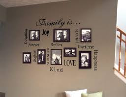 Family Is Wall Decal Sticker Wall Decal Wall Art Decal