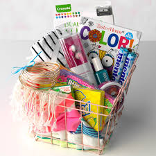 how to make a gift basket your