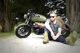 cafe racers tasmanian retro motorbikes