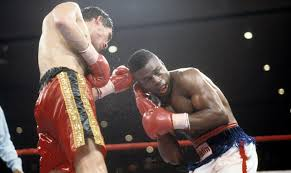 Julio Cesar Chavez-Meldrick Taylor I remembered - The Ring