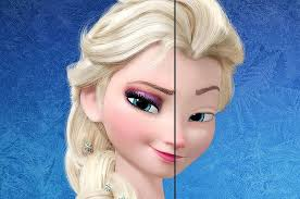 disney princesses look like without makeup