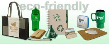 why go green with promotional s