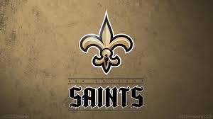 new orleans saints wallpaper logo