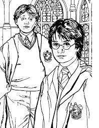Printable Harry Potter Coloring Pages Coloring Me Clip Art Library