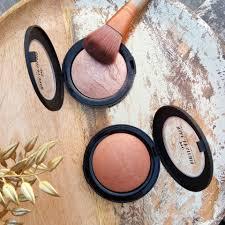 makeup studio professional bronzing