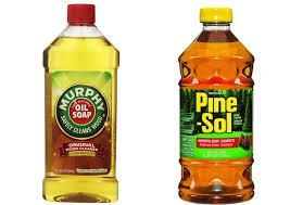 murphy s oil soap vs pine sol