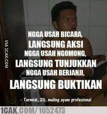 quotes yang bagus om 😂 for fun only