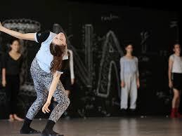 Canadian dancer performs with Tel Aviv's Batsheva company