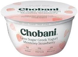 monterey strawberry greek yogurt