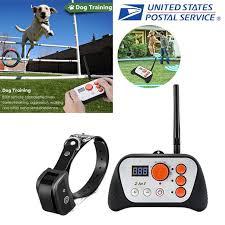 Wireless Dog Electric Fence Containment Pet Boundary Training Collar Waterproof Walmart Com Walmart Com