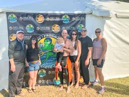 Carmel man completes swim across Tampa Bay to benefit U.S. Navy SEAL  Foundation | Current Publishing