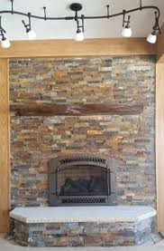 how to reface a fireplace we love fire