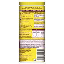 smooth texture lemon lime flavour