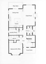 5 bedroom floor plans monmouth county