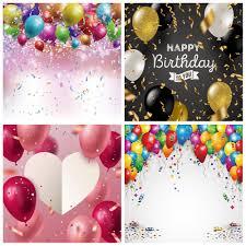 بالونات ملونة الطفل حفلة عيد ميلاد الاحتفال أشرطة منقطة المشارك