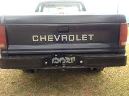 Chevrolet S 10 Chevy S10 Tailgate Letter And 50 Similar Items