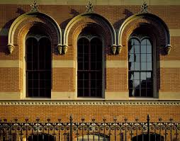 Free Images Fence Architecture Glass Building Palace Urban Arch Facade Exterior Brick Place Of Worship Design Windows Arches Symmetry Synagogue Detail Wrought Iron 1920x1505 738240 Free Stock Photos Pxhere