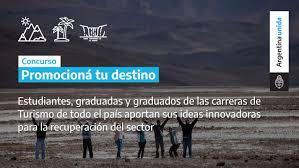 """El Ministerio de Turismo y Deportes de Nación lanzó """"Promocioná tu ..."""