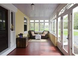 glass enclosed porch kits in chic