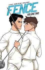 Fence Vol 2 Paperback January 15 2019 In 2020 Graphic Novel Got Books Free Reading