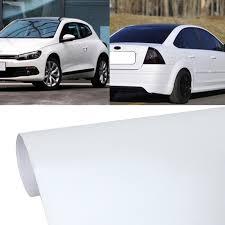 1 52m 0 5m Car Decal Film Auto Modified Vehicle Sticker Vinyl Air Bubble Sticker Electro Optical Film Protective Film White Alexnld Com