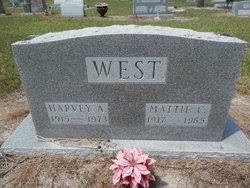 Mattie Cora Bell West (1917-1985) - Find A Grave Memorial