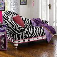 Bombay Kids Zebra Chaise Lounge Chair Zebra Print Bedding Zebra Chaise Lounge Chair