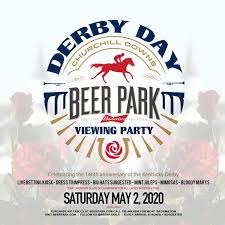 Derby Day 2020 at Beer Park - Saturday ...