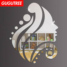 Decorate Home 3d Belle Leaf Cartoon Mirror Art Wall Sticker Decoration Decals Mural Painting Removable Decor Wallpaper G 329 Wall Mural Decal Vinyl Art Stickers From Gugutreehome 6 04 Dhgate Com
