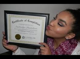 certified makeup cles