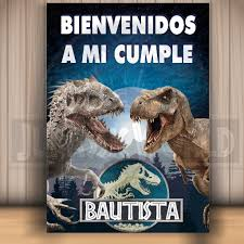 Kit Imprimible Jurassic World Candy Bar Cumpleanos 399 00 En