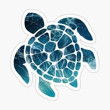 Turtle Stickers Redbubble